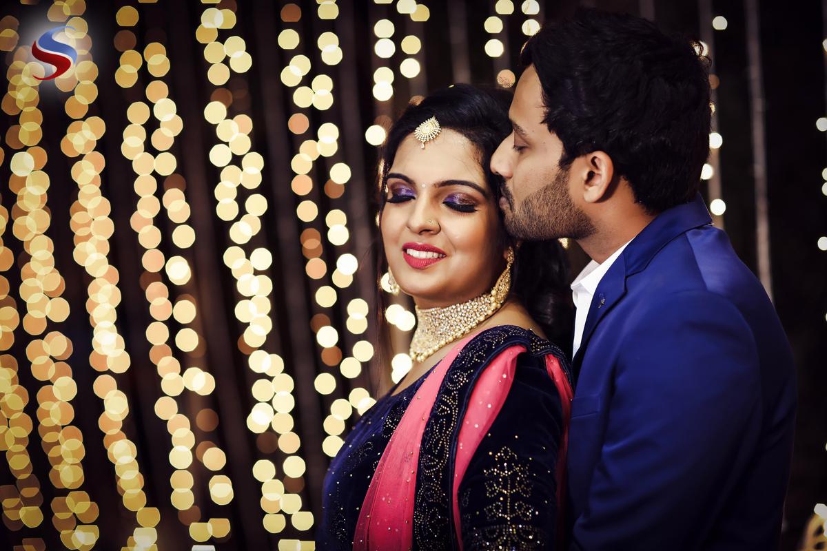 Karthik + Arathi - Candidphotography chennai
